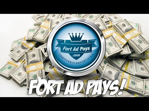 Fort Ad Pays Review - $285 in 24 hours...