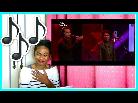 Javed Bashir & Akbar Ali featAamir Zaki, Naina Moray, Coke Studio Season 10, Episode 4 | Reaction
