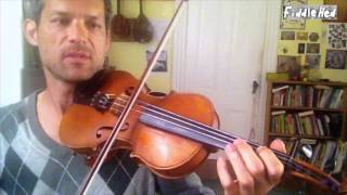 Sally Goodin-Beginner Fiddle Lesson
