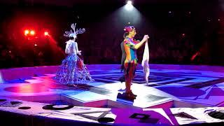 Цирковое шоу иллюзий. Illusion show.