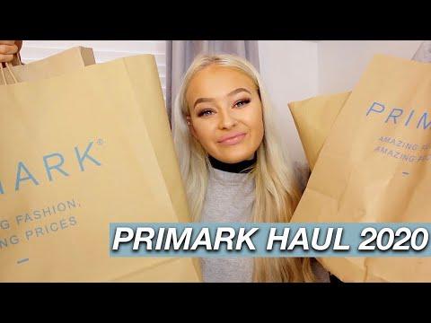 HUGE PRIMARK try on HAUL | FIRST PRIMARK HAUL  of 2020!