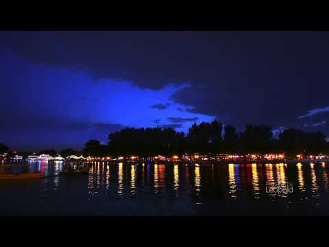 Time-lapse photography at Houhai, Beijing, 4K