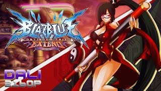 BlazBlue: Continuum Shift Extend PC 4K Gameplay 2160p