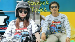 Download lagu SAMPEK TUWEK -DENY CAK NAN Supir Truck ANGSA PUTIH Gandeng Model VERAKARIN  (Unofficial video clip)