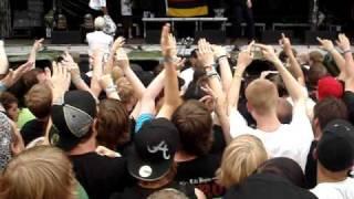 Vainstream 2009 K.I.Z Live Hahnenkampf