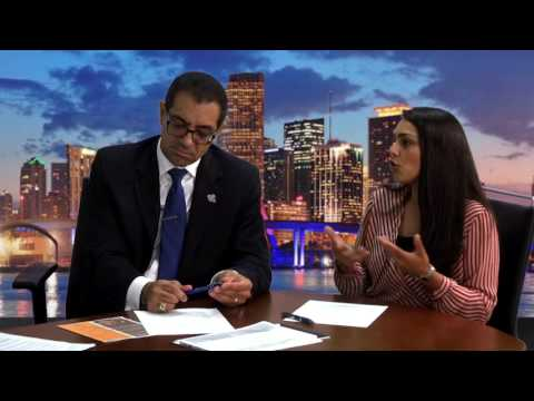 Hispanic Hour interviews Maria Matos of the LACC in episode 5