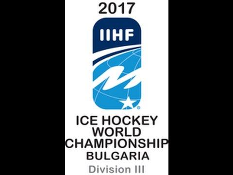 2017 IIHF ICE HOCKEY WORLD CHAMPIONSHIP: Bulgaria vs. Georgia