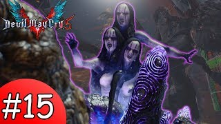 Скачать DEVIL MAY CRY 5 Gameplay Walkthrough Mission 15 Three Heads Two Tits And One Cute Little Birdie