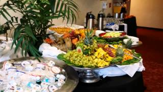 Executive Chef Jimmy Carter  Baby Grand Buffet
