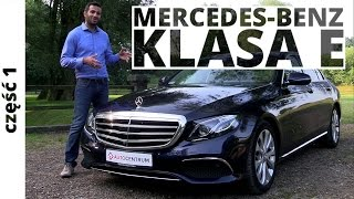 Mercedes-Benz Klasa E 220d 2.0 194 KM, 2016 - test AutoCentrum.pl #275