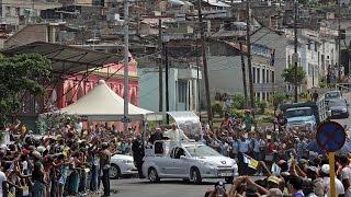 Thánh Lễ tại Đền thánh Đức Mẹ Bác Ái Mỏ Đồng, Santiago de Cuba