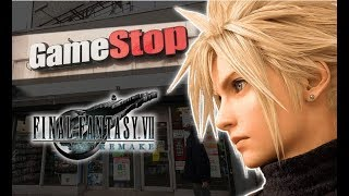 I Called Gamestop About My Ff7r Pre Order And They Said This...  Final Fantasy 7 Remake Gameplay