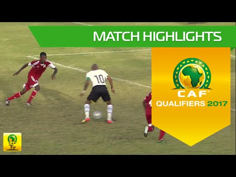Mauritius vs Ghana | Africa Cup of Nations Qualifiers 2017