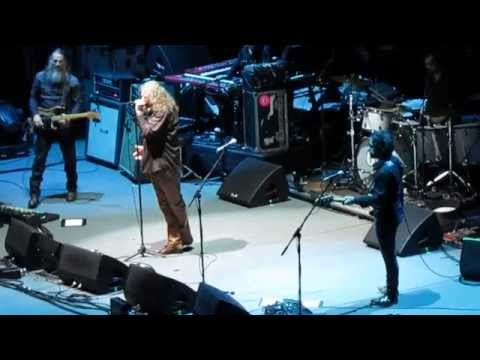 Robert Plant and the Sensational Space Shifters - Spoonful - Roma Auditorium (12.07.2014)
