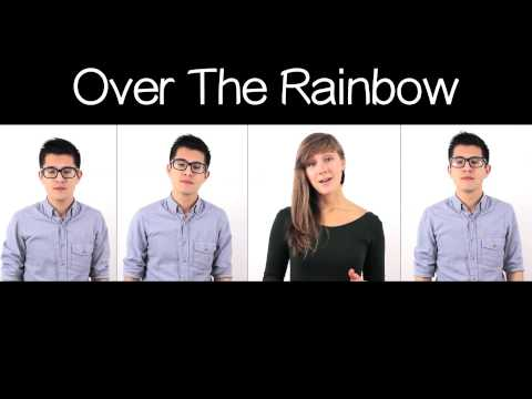 Over the Rainbow - Danny Fong Feat. Meg Contini