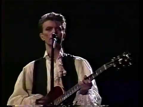 David Bowie - Sound And Vision  - Sound+Vision Tour - Santiago, Chile