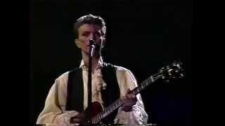 David Bowie - Sound And Vision (Live) Chile 1990