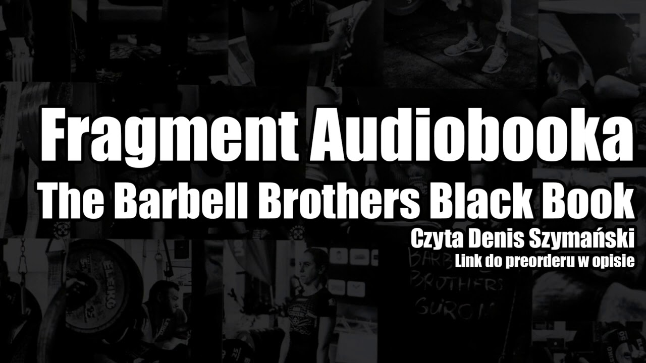 🎙️ 📖The Barbell Brothers Black Book | fragment Audiobooka