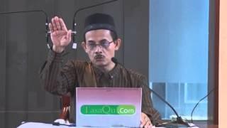 Kajian Tasauf Di Mesjid Darul Ikhsan Telkom Bdg  - oleh Dr.Saiful Islam Mubarak