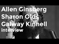 Allen Ginsberg on Walt Whitman with Sharon Olds and Galway Kinnell (1992)