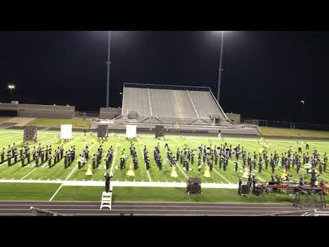 Lakeview Centennial High School Marching Band Royce City Finals