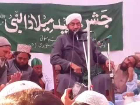 Heart touching urdu speech by Molana Abdul Rasheed Dawoodi sb at Jammu in Dec. 2016/2017