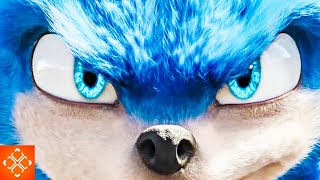 Sonic The Hedgehog Movie Trailer: What You Missed