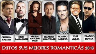 Ricardo Montaner, Marco Antonio Solís, Eros Ramazotti, Cristian Castro, Luis Miguel Mix Exitos