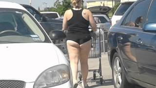 ( ALL NEW) 2013 People of Walmart Funny looking people, Strange People Shopping