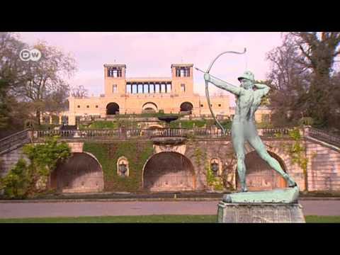 Schloss Sanssouci in Potsdam   Euromaxx