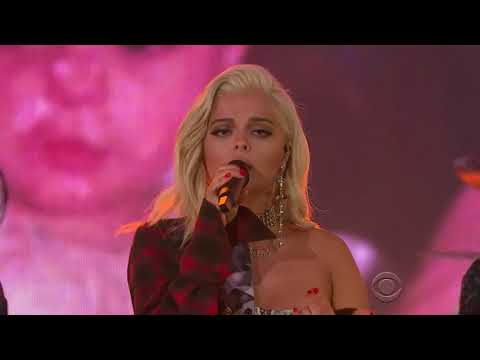 Bebe Rexha ft. Florida Georgia Line - Meant To Be Live Late Late Show