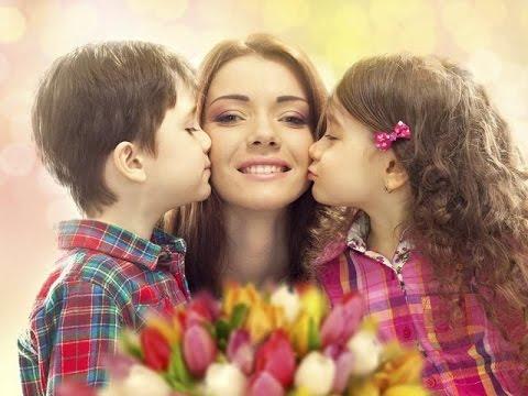 День матери. Трогательное видео о мамах