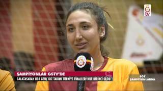 Söz Şampiyonlarda | U18 Kız Basketbol Takımı (6 Haziran 2017)