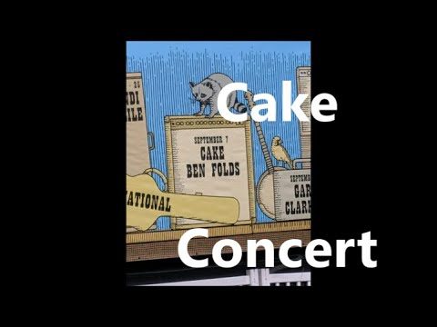 Cake Concert 9.7.19 Day 2264