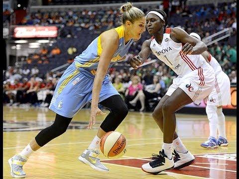 WNBA Wweekly 08/12/2013