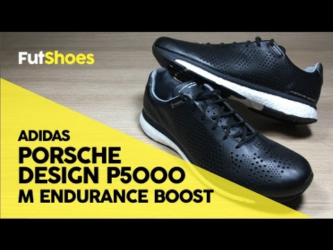 new style 63b01 99849 FutShoes - Adidas Porsche Design P5000 M Endurance Boost - Unboxing -  YouTube