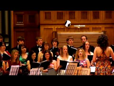 Zimmer - Now we are free (Performed By Bangor Music Society Choir)