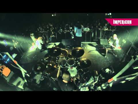 Veil of Maya - Punisher  (Official HD Live Video)