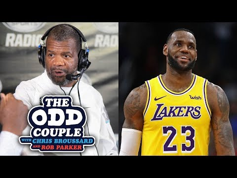 Rob Parker - Lakers STILL Look Like Championship Frauds