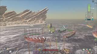 Omerta hiding in armored docks [EU PvP]