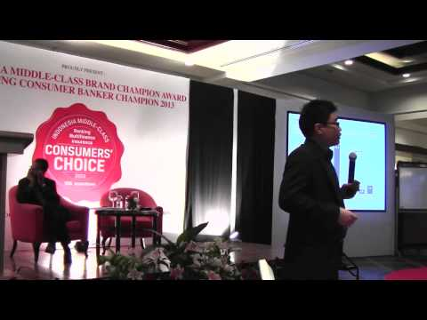Indonesia Middle-Class Banking & Financial Consumer Outlook 2014: Talkshow