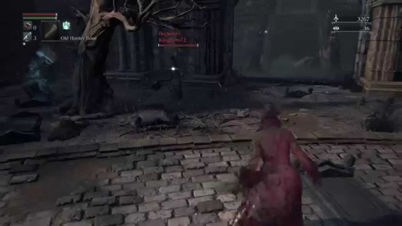 Bloodborne PvP Builds Guide - Class, Stats, Attire ...