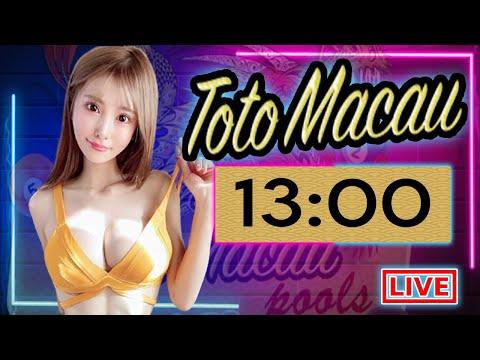 LIVE DRAW TOTO MACAU HARI INI 13 Mei 2021 13:00|Live Macau Hari Ini | MACAU LIVE