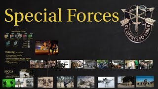Special Forces (Green Beret) Explained – What is SF?