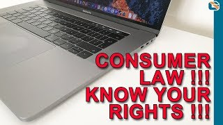 Gambar cover Apple Refused to Replace my Laptop - How to Win with Consumer Law