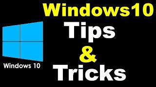 Windows 10 Tips And Tricks And Hidden Features Windows key combination makes your work more easier