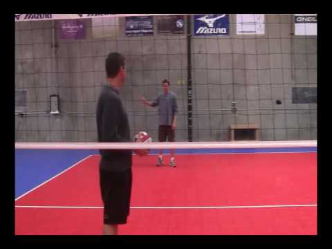 Proper Volleyball Hitting Technique - Bic and Pipe (Invention of the BIC w/ 3 time Olympian)
