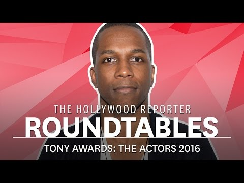 Hamilton's Leslie Odom Jr. Talks Diversity on Broadway: 2016 Tony Award Roundtables