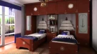 видео Купить мебель для подростковой комнаты для мальчика в Киеве
