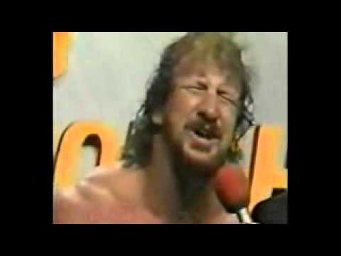 Classic Terry Funk Promos and Interviews